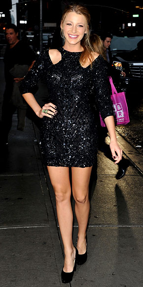 Blake Lively: Look of the Day, September 28, 2010