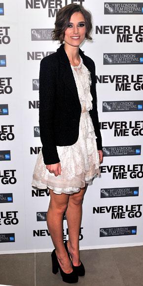 Keira Knightley in Nina Ricci