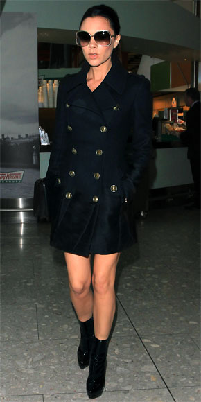 Celebrity Style Lookbook: Winter 2010