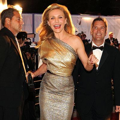 2010 Oscar After-Parties - Cameron Diaz - Vanity Fair Party