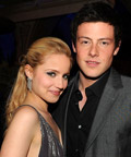 Dianna Agron and Cory Monteith - Glee Spring Premiere Soiree
