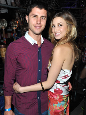 whitney port boyfriend from buried life. Whitney Port and Ben Nemtin at