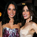 2011 Miss Golden Globe Announcement Party - Olivia Munn and Sarah Shahi - Golden Globes