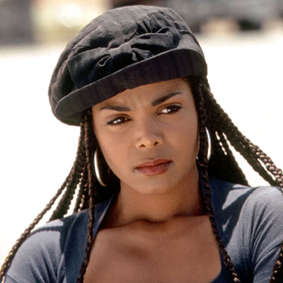 Janet Jackson, transformation, Poetic Justice, celebrity beauty, celebrity hair