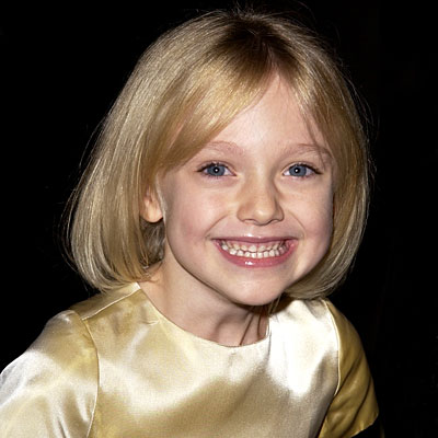Dakota Fanning - Transformation - Beauty - Celebrity Before and After