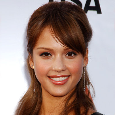 Jessica Alba - Transformation