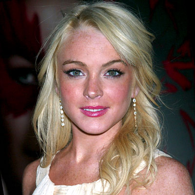 Lindsay Lohan - Transformation - Beauty