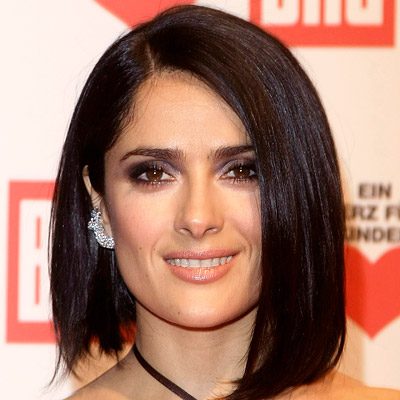 Salma Hayek Pinault - Transformation - Beauty