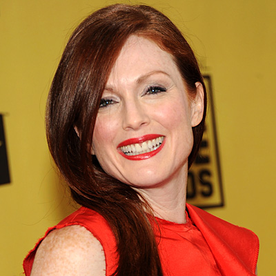Julianne Moore - Transformation - hair and makeup
