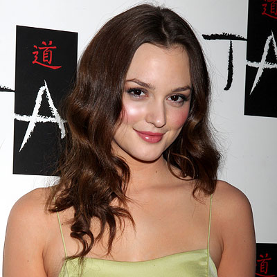 Leighton Meester - Transformation