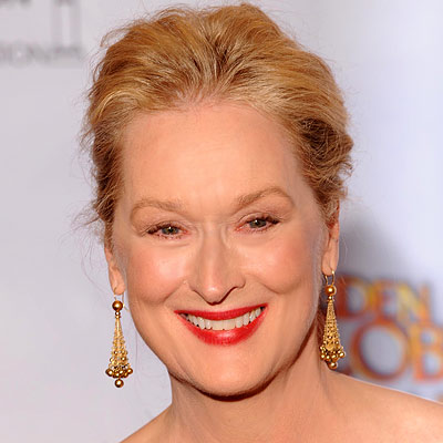 Meryl Streep - Transformation
