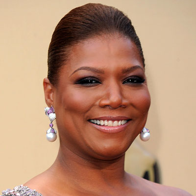 Queen Latifah - Transformation - Hair - Celebrity Before and After