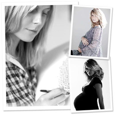 Heidi Klum - A Pea in the Pod - maternity