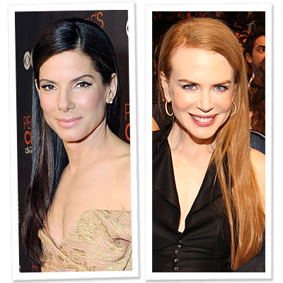 Sandra Bullock - Nicole Kidman - Peoples Choice Awards