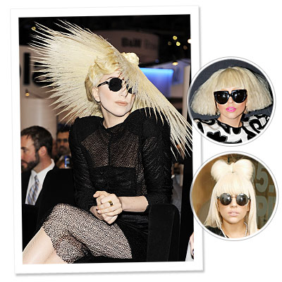 Lady Gaga's Latest Crazy 'Do