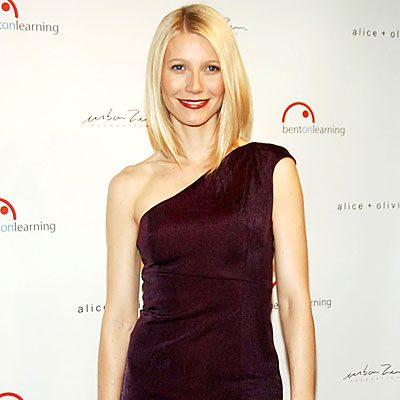 gwyneth paltrow - organic avenue