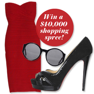 Win a $40,000 Wardrobe from Net-A-Porter.com!