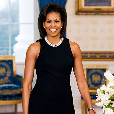 MICHELLE OBAMA - ONE YEAR