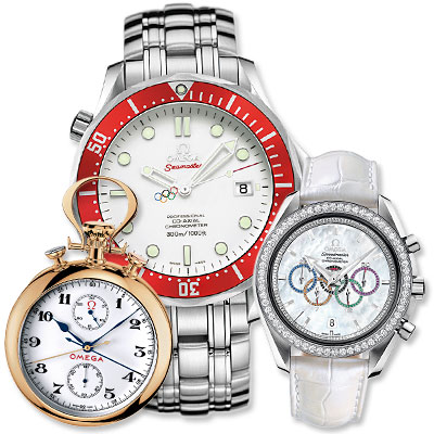 Omega: Olympic's Official Timekeeper