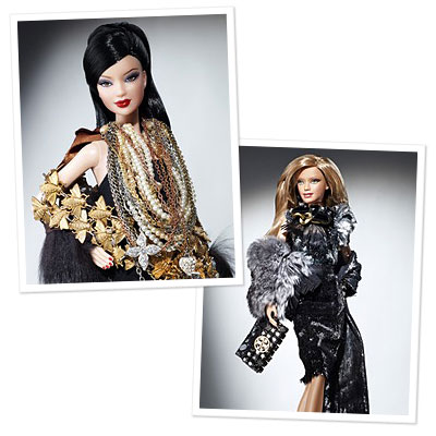 Barbie Gets A Designer Makeover