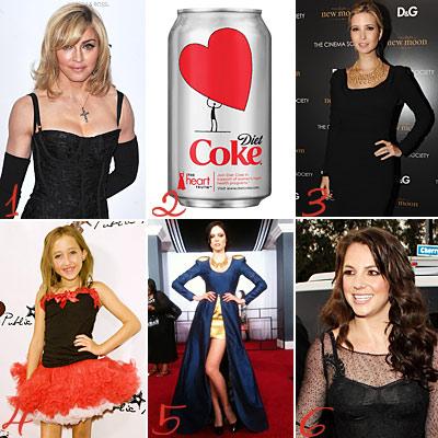 Britney's Grammy Deja Vu, Coco Goes Rococo