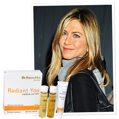 Jennifer Aniston-Dr. Hauschka
