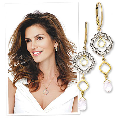 Cindy Crawford for JCPenney Jewelry<br />