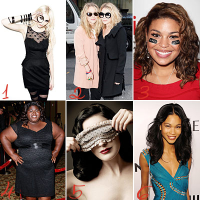 Gabourey&#039;s Dream Oscar Date, Plus Taylor Momsen&#039;s New Ad