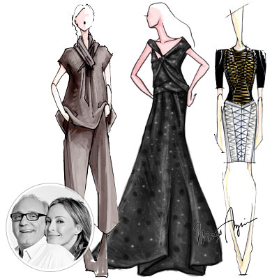 Fashion Week Sneak Peek: BCBG, Max Azria & Herve Leger