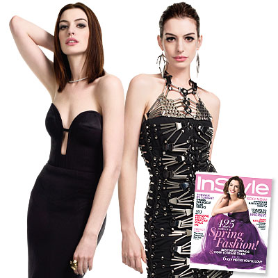 Anne Hathaway Is Our March Cover Girl