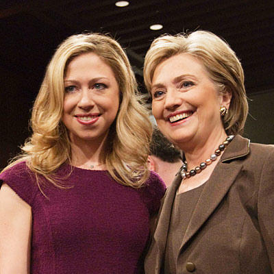 Chelsea Clinton Is Still Shopping for Wedding Dress