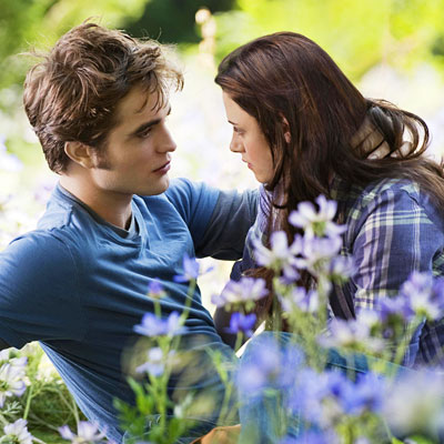 Steamy New Photo from Twilight Eclipse!