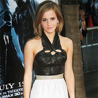 Emma Watson is Hollywood's Highest Paid Actress
