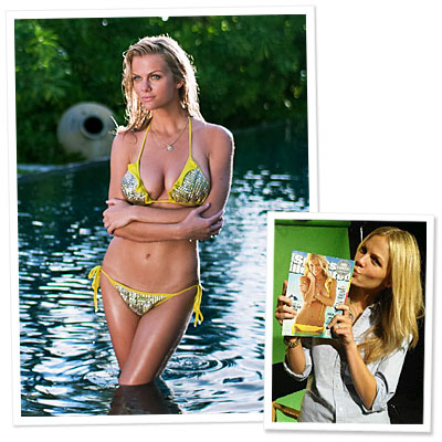 Brooklyn Decker Lands Cover of SI Swimsuit Issue