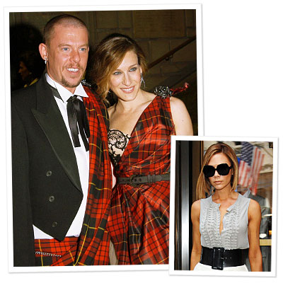 Stars Remember Alexander McQueen