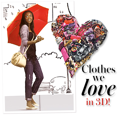 Spring's Hottest Trends in 3D!<br />