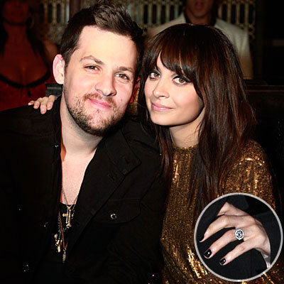 Nicole Richie and Joel Madden are Engaged!