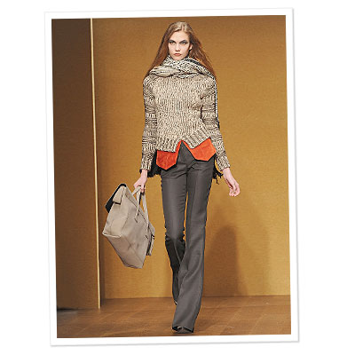 Runway Look of the Day: Derek Lam