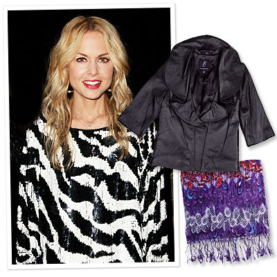 Rachel Zoe&#039;s Fall QVC Collection Is a Hit