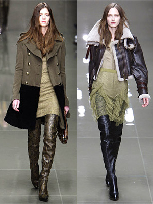 Shop Burberry's Fall Collection