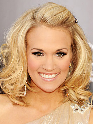Carrie Underwood-Stephen Moleski-Fake Lashes