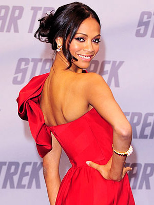 Zoe Saldana: Face of the Future
