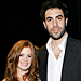Isla Fisher & Sacha Baron Cohen Say 'I Do'