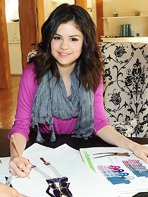 selena gomez dream out loud australia. Courtesy of Dream Out Loud