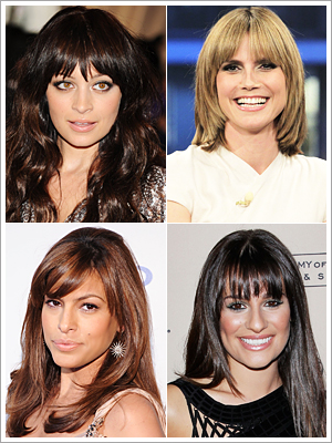 Pick Our 350th Makeover Hairstyle : InStyle.com What's Right Now