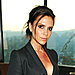 Victoria Beckham Fetes Brian Atwood Wearing Her New Suit Collection
