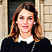 Alexa Chung New Face of Lacoste Perfume