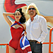 Dita Von Teese Virgin Atlantic's New Pin-Up Girl