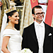 Crown Princess Victoria of Sweden's Royal Wedding Style