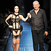 Dita Von Teese Strips Down for Jean Paul Gaultier Couture
